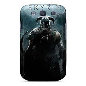 Special Design Back Skyrim Phone Cases Covers For Galaxy S3
