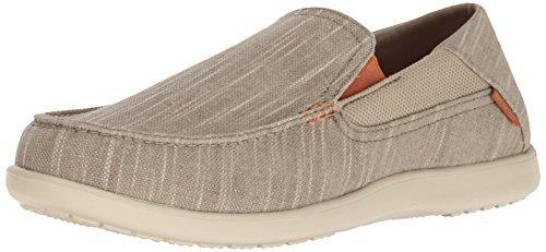 Crocs Men's Santa Cruz II Luxe Slub Slip-On Loafer