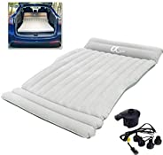 Car Air Bed Inflatable Mattress for Camping Travel Compatible Tesla
