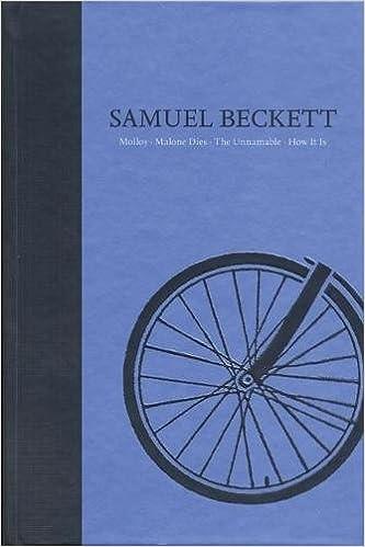 Read Novels Ii Of Samuel Beckett Volume Ii Of The Grove Centenary Editions By Samuel Beckett