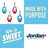 Jordan Step 1 Baby Toothbrush, 0-2 Years, Soft