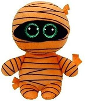 Ty Beanie 2020 Halloween Babies Amazon.com: Ty Beanie Babies Boos 37241 Mask The Orange Mummy