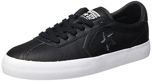 Converse Breakpoint Ox Black/White, Sneaker Unisex-Adulto Nero (Black/Black/White 001)