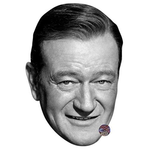 Celebrity Cutouts John Wayne Big Head. Larger Than Life mask. -