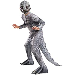 Rubie's Costume Jurassic World Dino 2Disfraz de dinosaurio para niño, Un solo color, Large