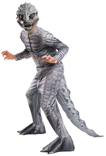 Year 9 Olds Halloween For Costumes (Jurassic World 2 Child's Indominus Rex Costume and Mask,)