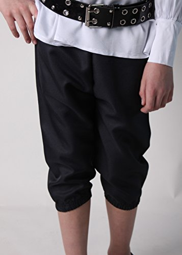 Making Believe Mens Knickers (Choose Color and Size) (Teen's Size 14, Black) - coolthings.us