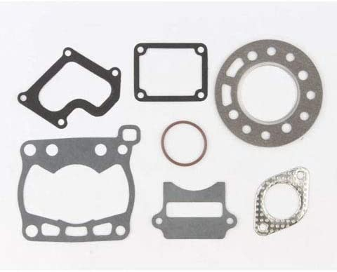 1989-1990 Suzuki RM80 Dirt Bike Top End Engine Gasket Kit For Stock Bore Size