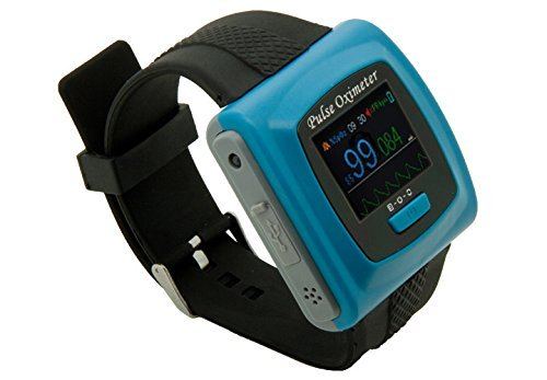Contec-CMS50F-Wrist-worn-Pulse-Oximeter-with-Software-and-Download-Cable