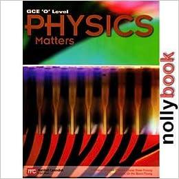 Physics Matters Book