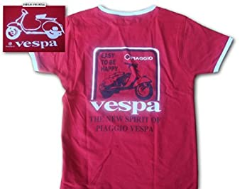 TUCUMAN AVENTURA - Camiseta vespa ribete roja: Amazon.es: Deportes y aire libre