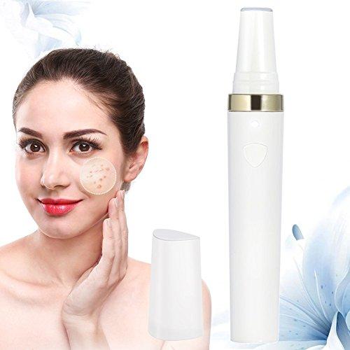 Acne Remover Beauty Pen, Anti-Acne Age Spots Freckles Melasma Pore Minimizing Hyperpigmentation Facial Skin Scars Repair Machine