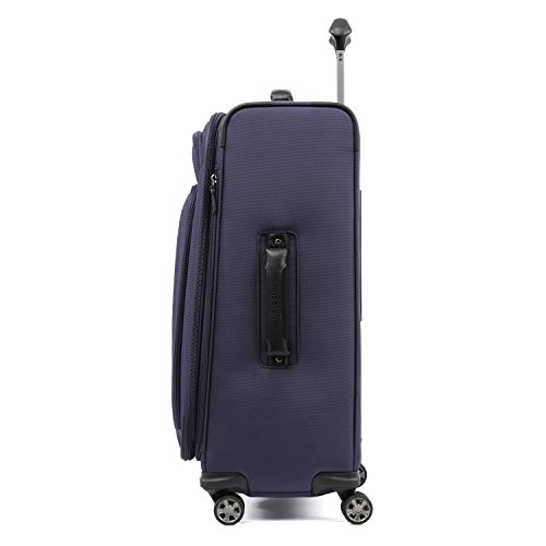 Travelpro Skypro Lite 25'' Expandable 8-Wheel Luggage Spinner (Navy) by Travelpro (Image #1)