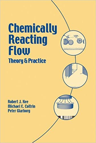 Chemically Reacting Flow : Theory and Practice: Robert J