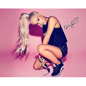 Ariana Grande gorgeous hot 8×10 reprint signed photo #1 RP