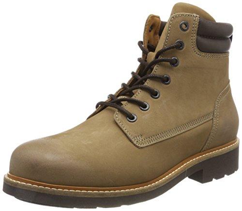 Tommy Hilfiger Herren P2285atrick 1n2 Klassische Stiefel Beige (Sand)