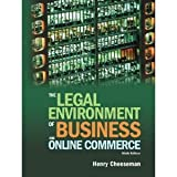 Legal Environment of Business and Online Commerce, the, Student Value Edition, Cheeseman and Cheeseman, Henry R., 0138018448