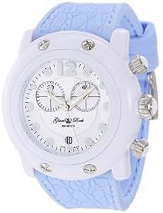 Glam Rock Women's GK1138 Miami Beach Chronograph White Dial Light Watch