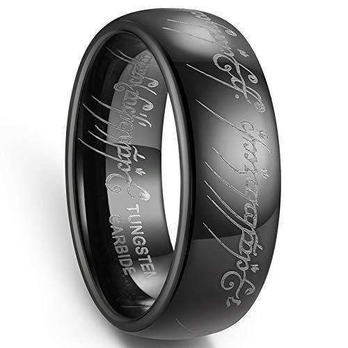 Ring band for men
