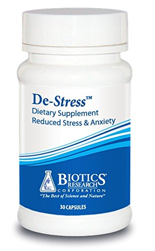 Biotics Research - De-Stress - 30 Capsules