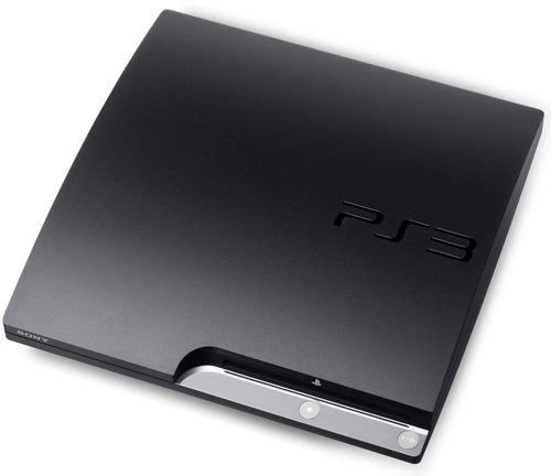 PlayStation 3 Slim 120GB - PS3 120GB 120 Gb Music