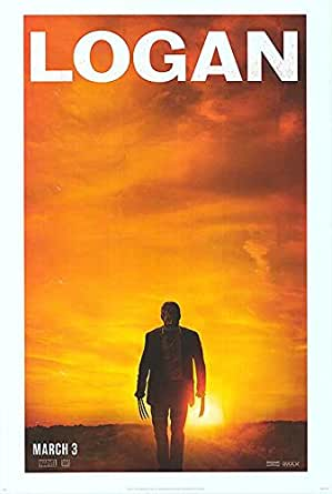 """Logan - Authentic Original 27"""" x 40"""" Movie Poster"""