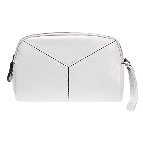 AFfeco femme Pochette AFfeco Pochette Blanc pour 0vUWw5Wq