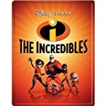 The Incredibles Steelbook