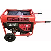 ProMow - 5500 Running Watts/6875 Starting Watts, Gas Powered Portable Generator
