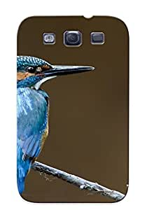 Awesome Efltnv-3922-xbgozjo Exultantor Defender Tpu Hard Case Cover For Galaxy S3- Birds Hummingbirds