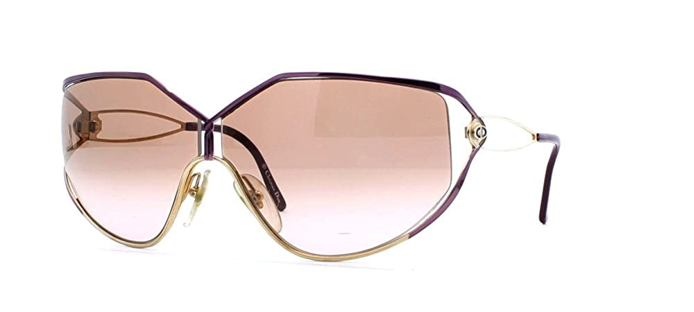Amazon.com: Christian Dior 2345 48 púrpura Authentic Mujeres ...