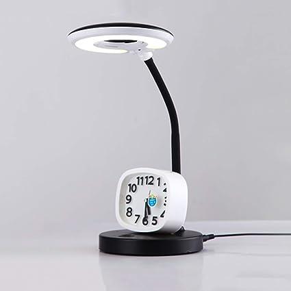 Lámparas de mesa LED para estudiantes, iluminación de 360 ...