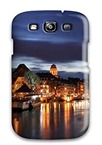 Top Quality Rugged Amsterdam City Case Cover For Galaxy S3