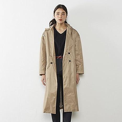 cf4d4c77a82abe Amazon.co.jp: w.p.c(WPC) レインコート ツイルチェスターコート(レディース/収納袋付き)【ネイビー/**】:  服&ファッション小物