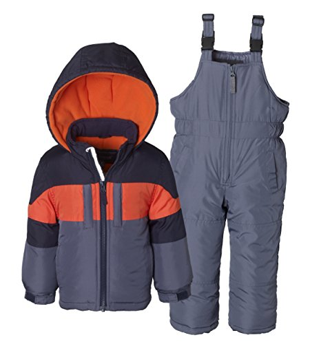 Ski Snowboard Jacket Charcoal - 4