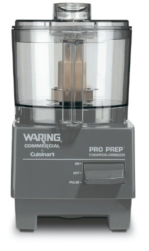 Waring  (WCG75) 3 cup food processor (Best Processor For Pro Tools)