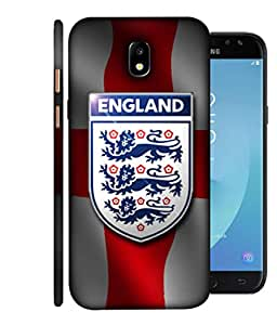 ColorKing Football England 15 Multi Color shell case cover for Samsung J7 Pro 2017