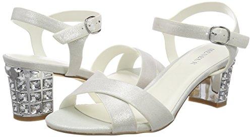 ivory Boda Wedding Zapatos Mujer Eudose 04 Para Menbur De Marfil 86OZwIq