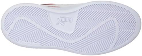 brand new b91e1 1a3e2 PUMA Smash v2 Suede Preschool Sneakers (High Risk Red/Puma ...