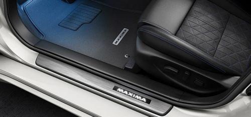 Nissan Genuine T99G6-4RA0A Illuminated Kick Plate (Illuminated Kick Plates)