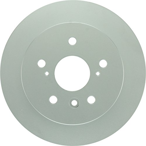 Bosch 50011277 QuietCast Premium Disc Brake Rotor, Rear (Brake Centric Premium Rear)
