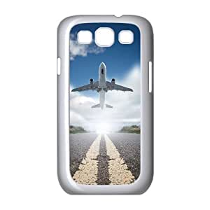 PCSTORE Phone Case Of Airplane For Samsung Galaxy S3 I9300