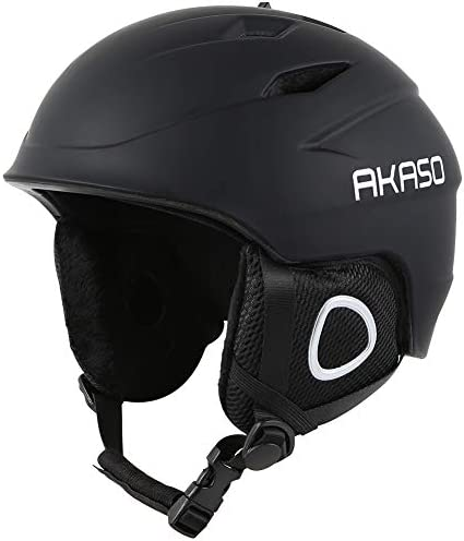 AKASO Ski Helmet Snowboard Safety Certified