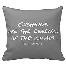 Tv Show Friends Quote 1818 pillow Case Chandler Bing