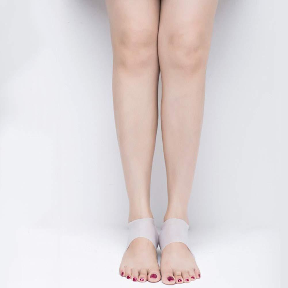 ,2cm W-xy 2-5cm Invisible Gel Silicone Talon Hauteur Augmentation Chaussure Semelle int/érieure Lift-soulever Hauteur Boost Booster avec Stomata