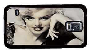 Monroe Marilyn Samsung Galaxy S5 Case,Retro Hard Case