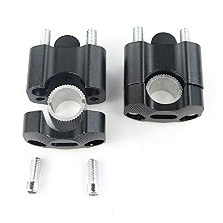 FidgetGear Soporte Elevador para Manillar para Honda CBF 600 S 07-12 CBF 600 04-05 09 GL 1000 1980