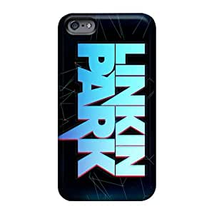 Protective Cell-phone Hard Cover For Apple Iphone 6plus With Unique Design Attractive Linkin Park Band Series DanLuneau