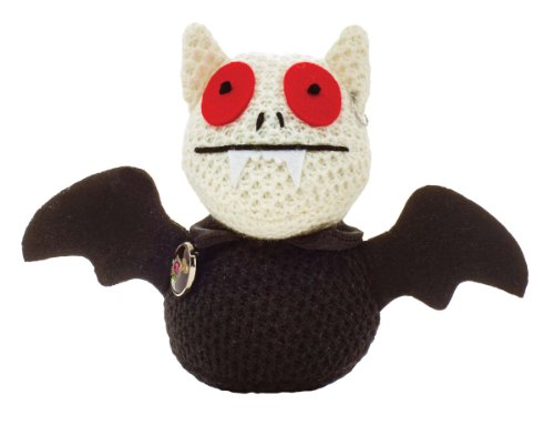 "Kids Preferred Yarn Zombies Bat ""Fangz"" The Late Night JUJU"