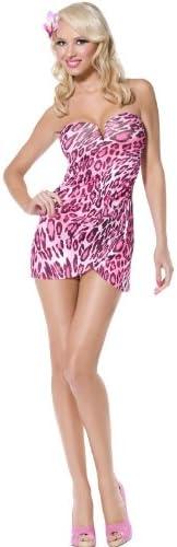 FEVER Pin Up Jungle Honey Costume (disfraz): Amazon.es: Juguetes y ...